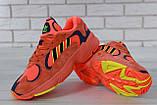 Кроссовки мужские adidas Yung-1 30728 красные, фото 9