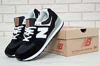 Кроссовки мужские New Balance 574 30742 черные