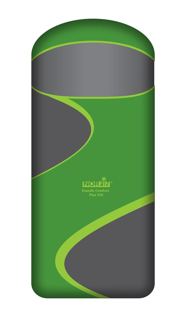 Спальный мешок Norfin Scandic Comfort Plus 350 R