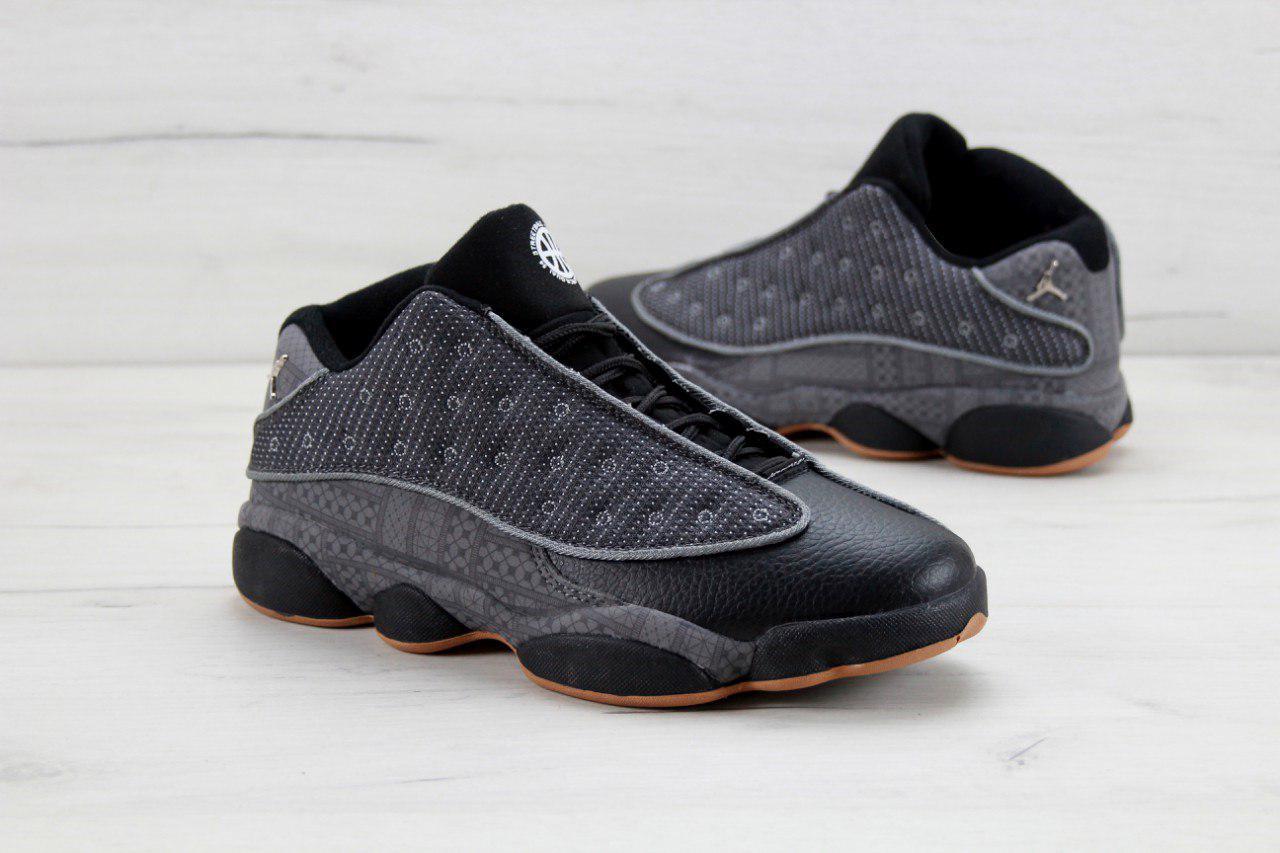 Кроссовки мужские Air Jordan 13 30757 черные