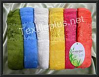 Полотенца бамбук банные Cestepe Rainbow 70*140 Турция