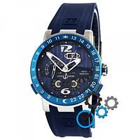 Наручные часы Ulysse Nardin Executive El Toro GMT Perpetual Blue-Silver-Blue
