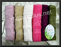 Полотенца бамбук банные Cestepe Jasmin 70*140 Турция
