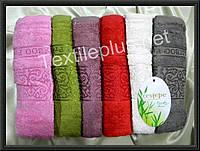 Комплект банных бамбуковых полотенец Cestepe - Premium - 100% бамбук / махра - 70*140 - 6шт. - Турция -