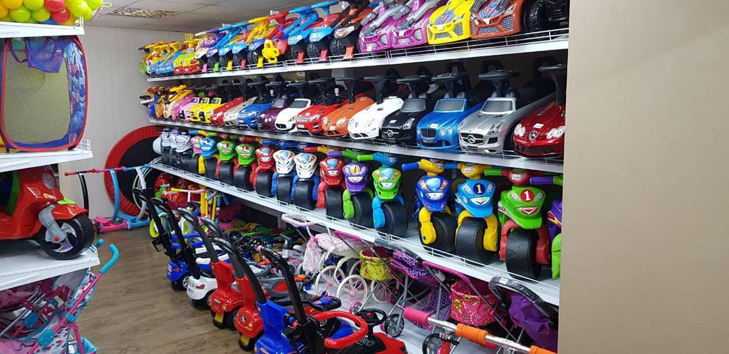 Магазин игрушек, г. Николаев 4