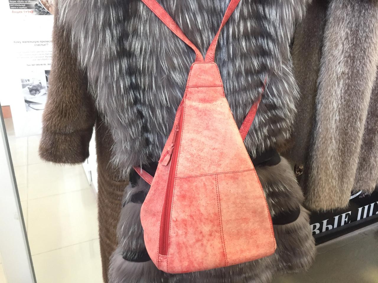 Рюкзак сумка, натуральная кожа рюкзак из кожи, кожаный рюкзак