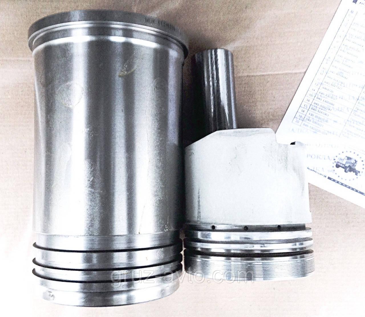 Цилиндро-поршневая группа ЗИЛ-645 диаметр 110 мм с поршневыми кольцами.