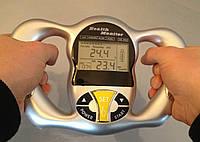 Цифровой измеритель анализатор жира в организме Health Monitor