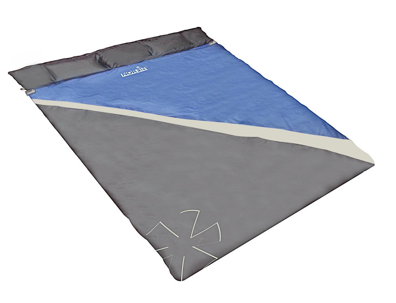 Спальный мешок Norfin Scandic Comfort Double 300 - (-15°) / 220х150см