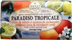 Мыло Nesti Dante Тропический Рай Лайм и лиметта