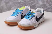 Футзалки Nike Tiempo реплика 1054 реплика, фото 1