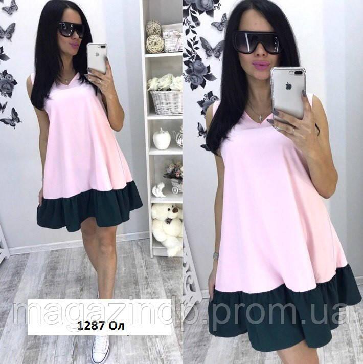 Женское платье 1287 Ол Код:707457604