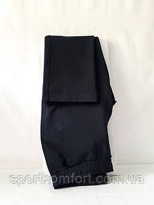 Жіночі спортивні трикотажні штани Соккер, темно-синій, розміри S, M, L, XL, 2XL.