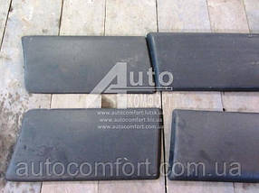 Молдинг, листва, боковые накладки длинная база Renault Trafic, Opel Vivaro, Nissan Primastar