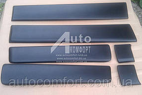 Молдинг, листва, боковые накладки короткая база Renault Trafic, Opel Vivaro, Nissan Primastar