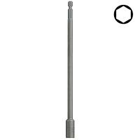 Головка на шуруповерт 8мм L=200мм магнитная S2  TOPTUL BEAD0808G