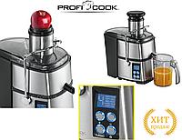 Соковыжималка Profi Cook(Германия)800 Вт