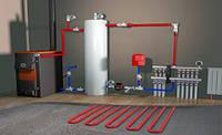 Монтаж и виды систем установки стальных радиаторов