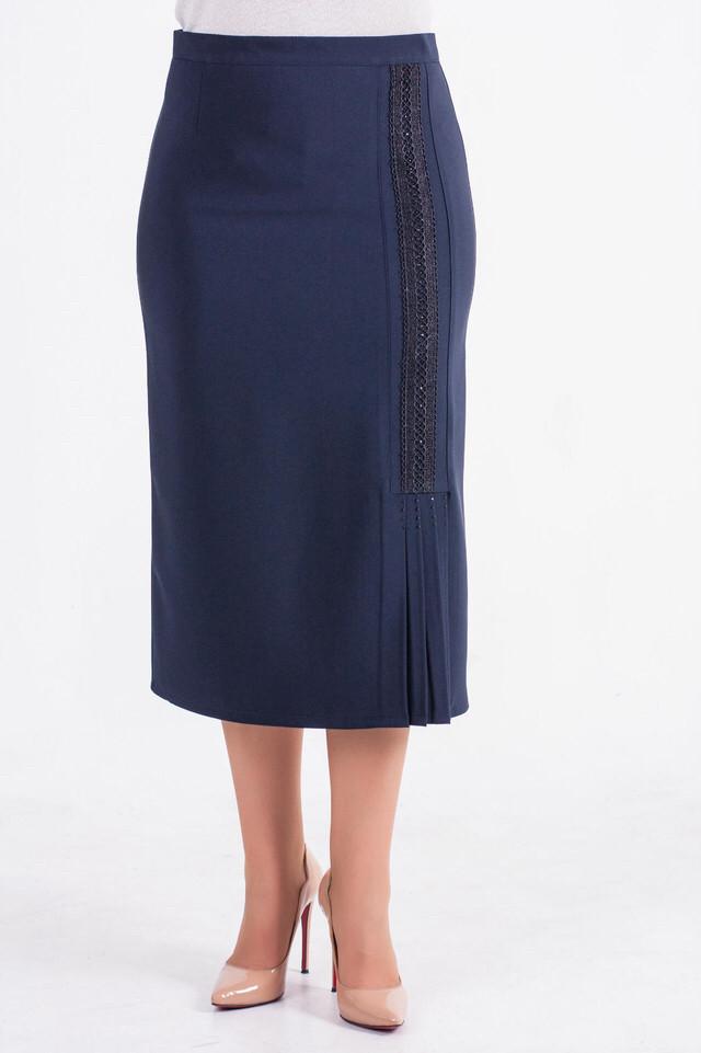 """Женская юбка  """"Патриция"""" размер 52-62"""
