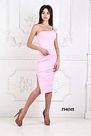 Вечернее платье на одно плечо 754(50) Код:708275219