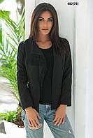Женский пиджак с бахромой 682(75) Код:739534577, фото 1