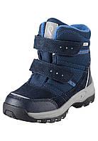 Зимние ботинки для мальчика Reimatec VISBY 569322-6980. Размеры 24-35., фото 1