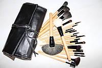 Профессиональный набор кистей для макияжа 24 штуки Подарок на новый год