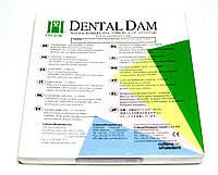 Платки для коффердама 36 шт. Dental Dam List Heavy Hygenic (США)