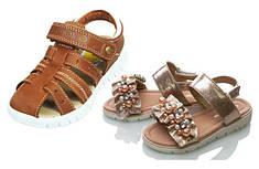 Взуття дитяче та підліткове (літо)