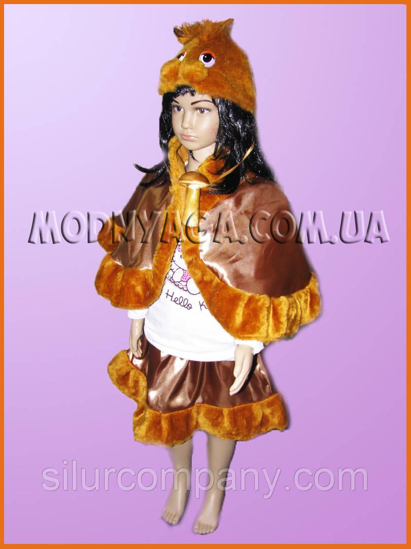 Костюм Белки| Новогодние костюмы для девочек - photo#31