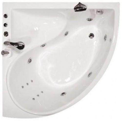 Гидромассажная ванна Triton Синди 125x125