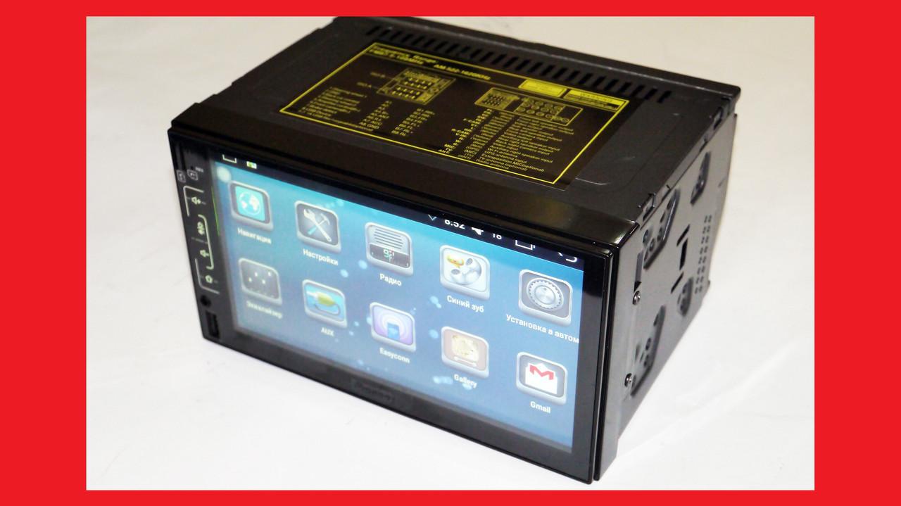 2din Pioneer FY6511 GPS+4Ядра+16Gb ROM+1Gb RAM+Adnroid