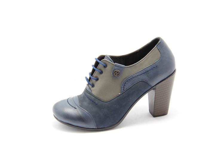 Жіночі осінні туфлі, ботильйони Guero 67-101-018-094