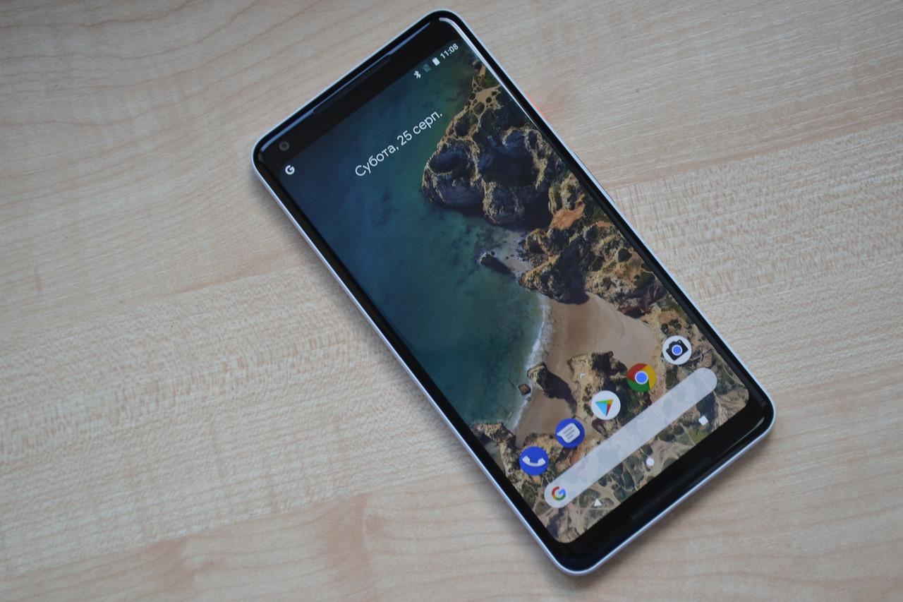 Смартфон Google Pixel 2 XL 128Gb Black & White Оригинал!