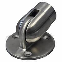 Настенный кронштейн для перил Knap нержавеющая 42,4 мм подвижный матовый