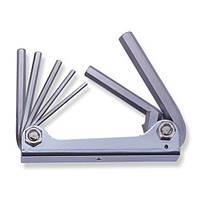 Комплект шестигранников в ключнице, 7предметов