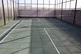 Напольная резиновая плитка для спорткомплексов, фото 2