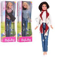 Кукла модница Defa 8366: 3 вида