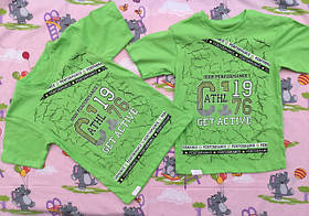 Детские футболки, борцовки, рубашки