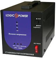 Стабилизатор напряжения LogicPower LPH-1000RL 1000ВА (700Вт), фото 1