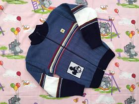 Дитячі в'язані светри