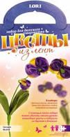 """Набор для плетения LORI Цветы из лент """"Орхидея"""""""