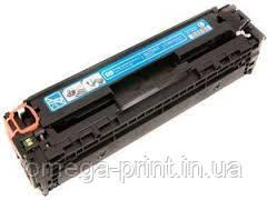 Восстановление картриджа HP CLJ CP1215, ( (CB541A) Cyan