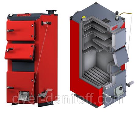 Твердотопливный котел DEFRO Optima komfort 35 кВт, фото 2