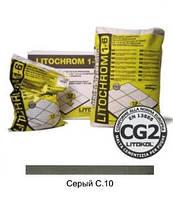Затирка LITOCHROM 1-6 С.10 серый (25 кг)