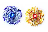 BeyBlade Sun and Moon 2в1 В-00 / Бейблэйд Луна и Солнце (оранжевый и сиреневый) SB