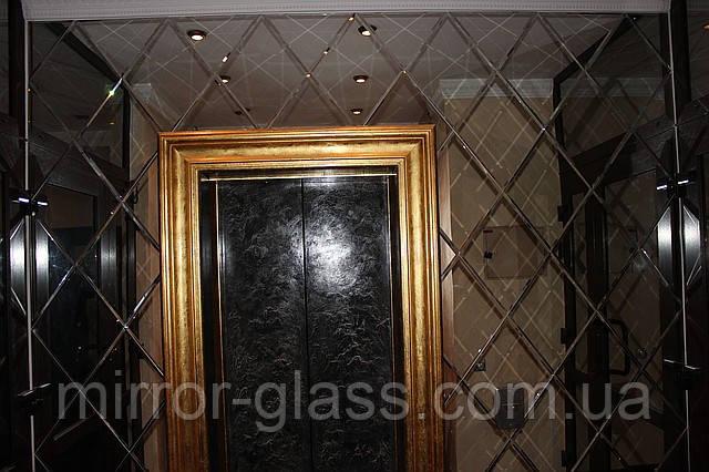 Изготовление зеркал - Mirror-glass в Киеве