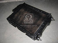 Радиатор водяного   охлаждения  МТЗ, Т 70 с двигатель Д 240,243 (4-х рядный  )  (пр-во JOBs,Юбана)