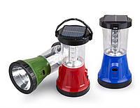 Светодиодный фонарь для кемпинга jr-799, светильник 1led + прожектор 16 диодов, аккумулятор, солнечная батарея
