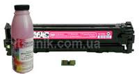 Восстановление картриджа HP CLJ CP1215/1515, ( (CB543A) magenta